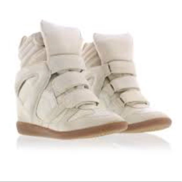promo code 62808 10a30 Isabel Marant sneakers